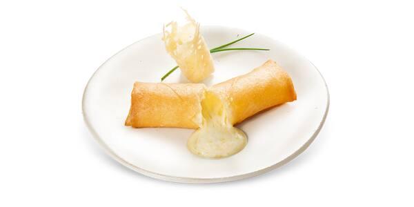 Rolinho de queijo - 1 unidade