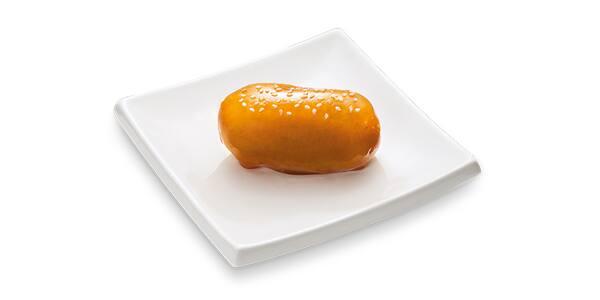 Abacaxi caramelado - 1 unidade