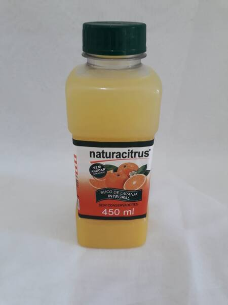 Suco natural 450ml