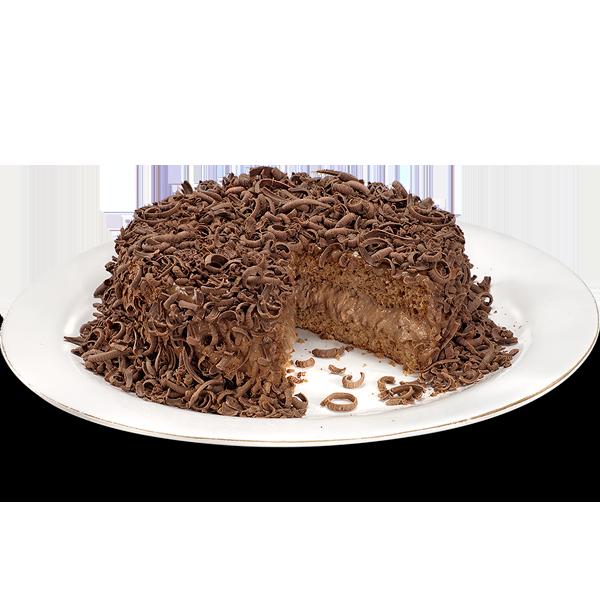 Bolo mousse chocolate - mini