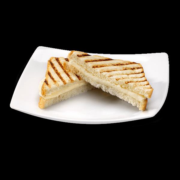 Sanduiche toast minas