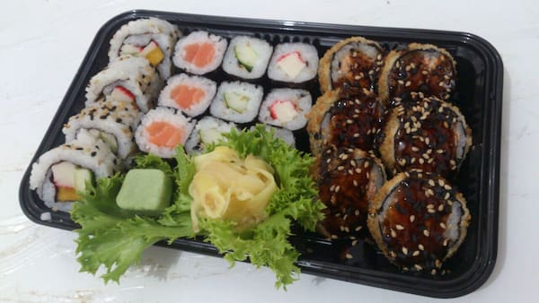 Combo hot roll 18 unidades