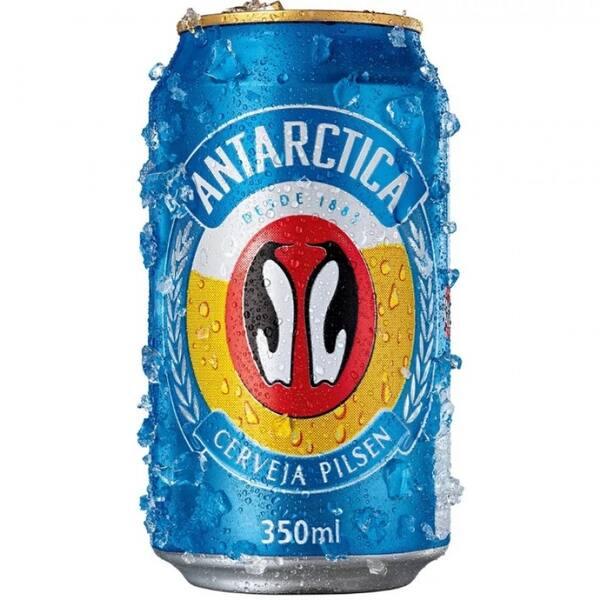 Cerveja Antarctica Latão