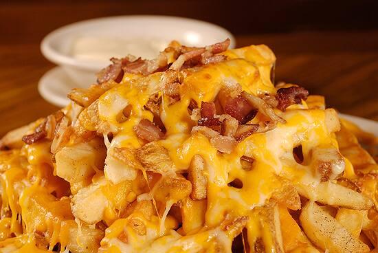Chesse Potato