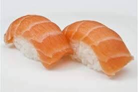 Niguiri de salmão 2 peças