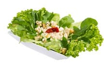 Salada de Frango com Cream Cheese