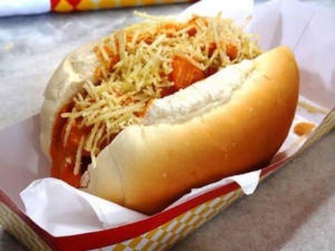Cachorro quente 15cm salsicha