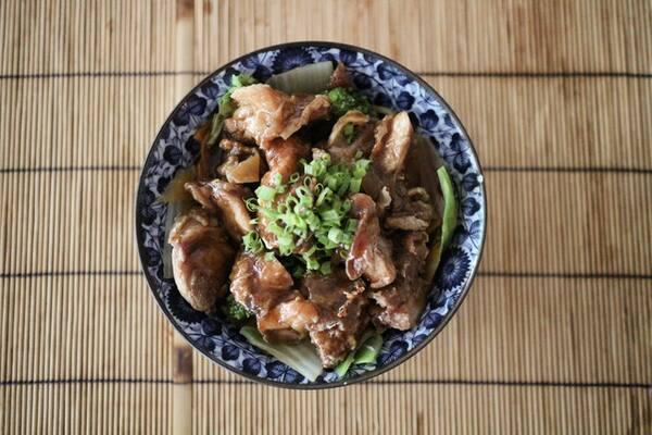 Chicken kare don
