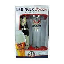Kit erdinger 01 cerveja e 01 copo