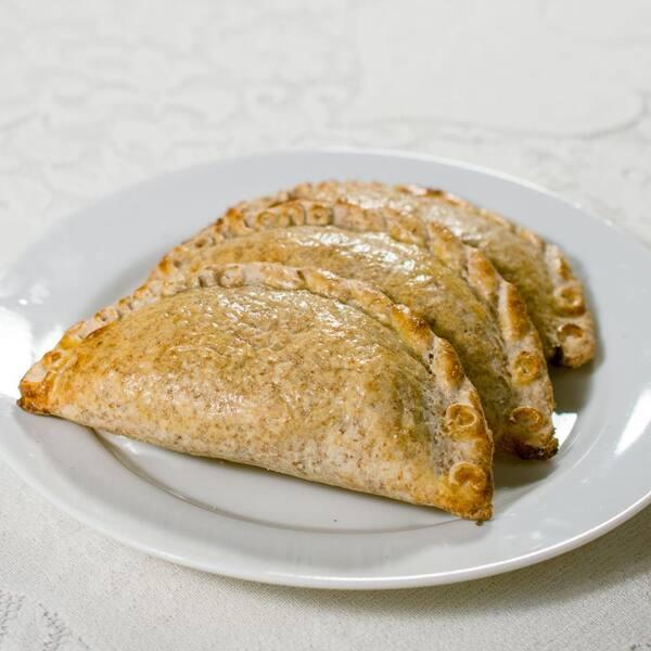 Empanada de ricota e espinafre