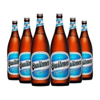 Cerveja Quilmes 970 ml.