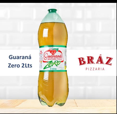 Guaraná zero 2 litros