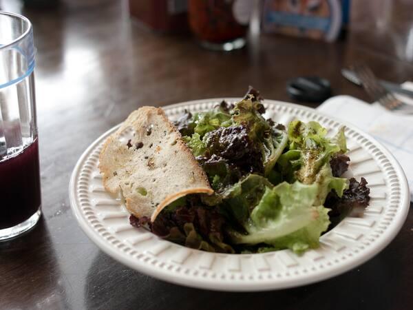 Salada da cantina 450g - porção individual