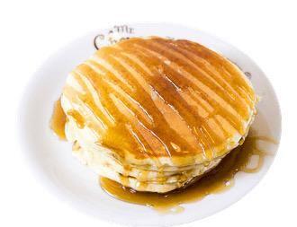 American pancakes- 2 unidades
