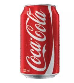 Coca - lata 350ml