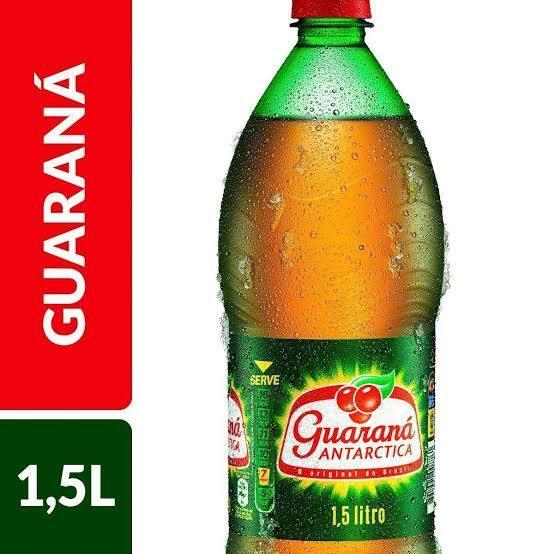 Guaraná antártica 1, 5 l