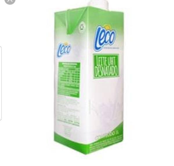 Leite caixa sem desnatado 1 litro