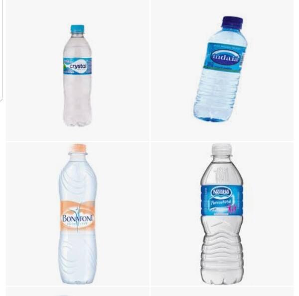Agua sem gás 500ml