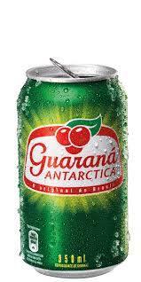 Guaraná antartictica lata 350 ml