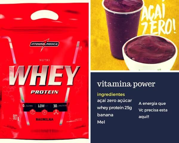 Vitamina power 500ml