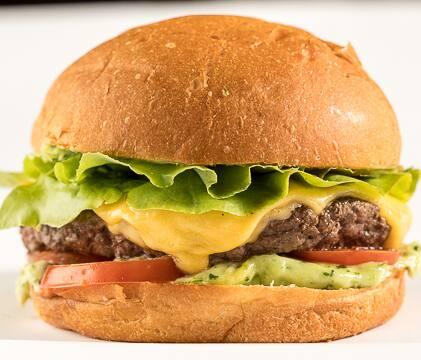 X- burger salada