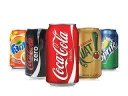 Refrigerantes lata