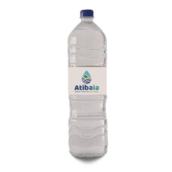Água mineral sem gás atibaia 510ml