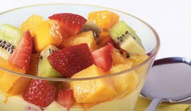 Salada de frutas pote 350ml