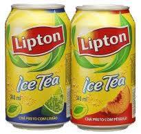 Chá gelado lata 340 ml