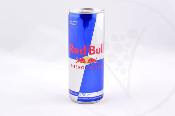 Energético - red bull