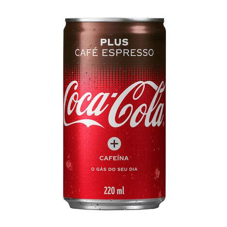 Coca cola plus - café espresso 220ml
