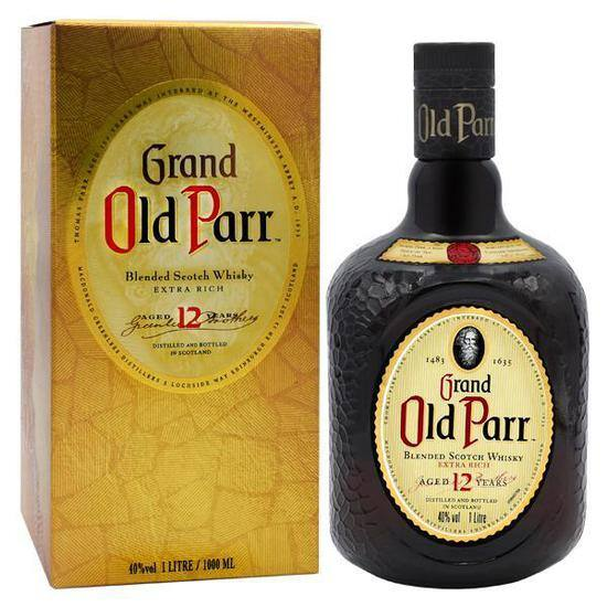 Old parr 12 anos
