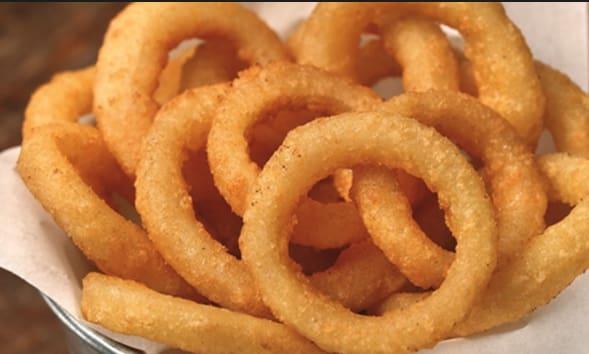 Porção de Onion Ring