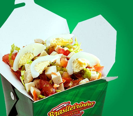 Box - salada brasileirinho