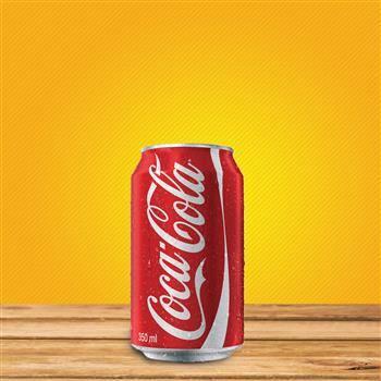 Coca-Cola lata 350 ml