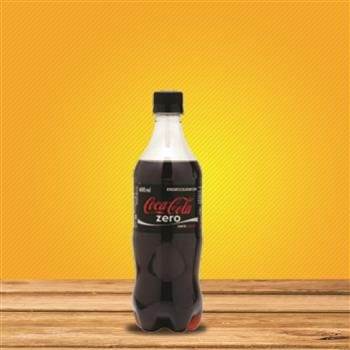 Coca-Cola zero 600 ml