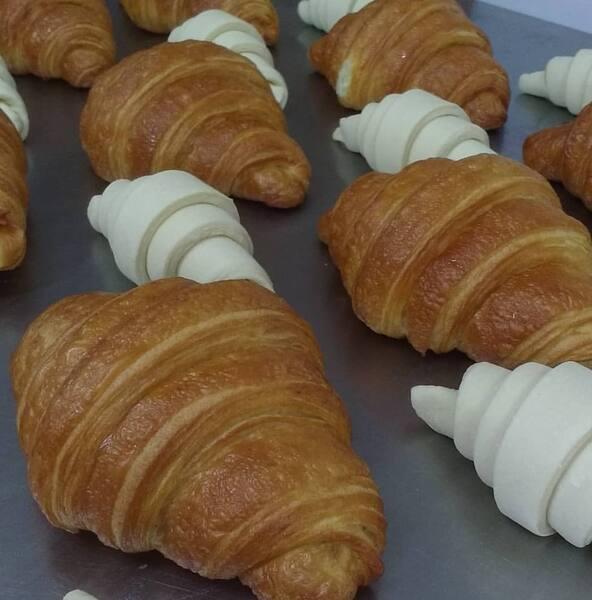 Croissant puro