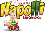Logotipo Pizzaria Napolli