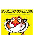 Logotipo Esfiharia Esfihas do Rajah