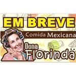 Logotipo Dona Florinda