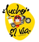 Logotipo Lucho En Vía Escandon