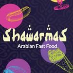 Logotipo Shawarmas Arabian Fast Food