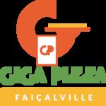Logotipo Giga Pizza