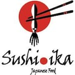 Logotipo Sushi Ika