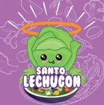 Logotipo Santo Lechugón