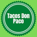 Logotipo TACOS DON PACO