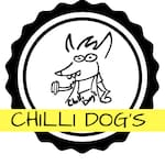 Logotipo Chilli Dog´s
