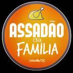 Logotipo Assadão da Familia