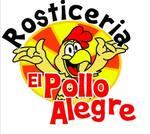 Logotipo Rosticeria El Pollo Alegre