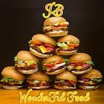 Logotipo J.b. Wonderful Food